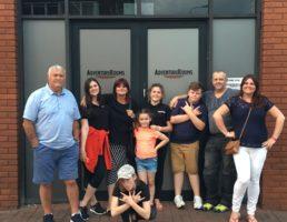 AdventureRooms Cardiff Adventure Log – Amy Whitehead